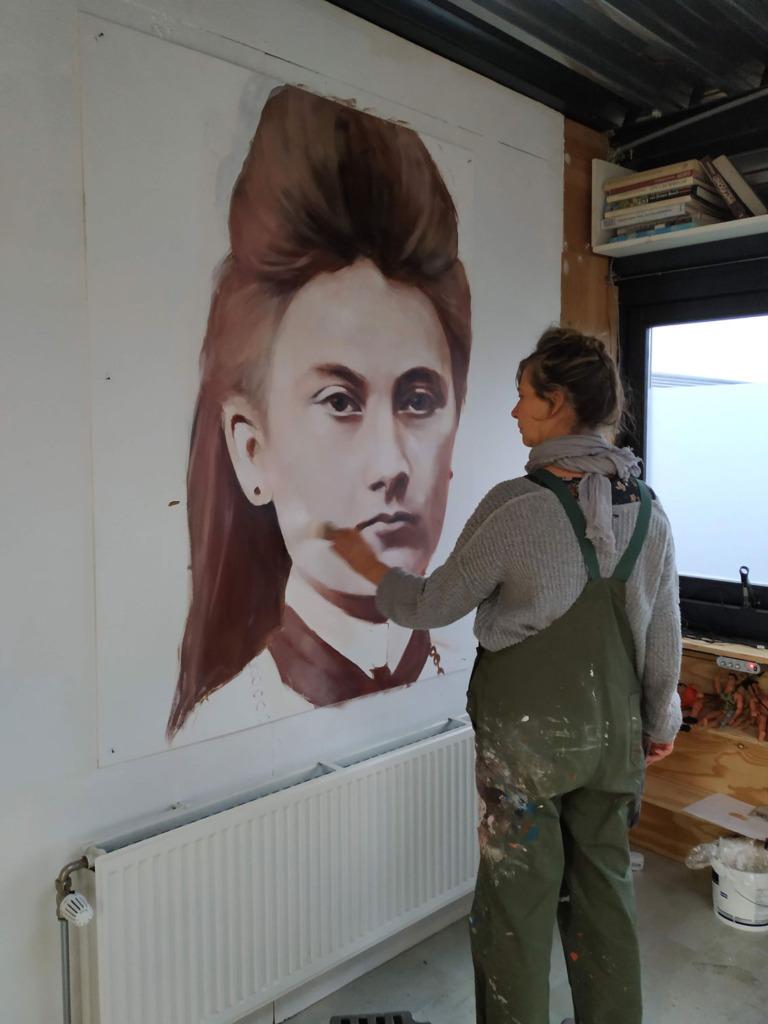 Marie-Raick-voormoeder-project