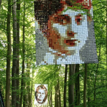 Marie Raick en Johanna Smit, Voormoeders, Textielfestival Meg Mercx