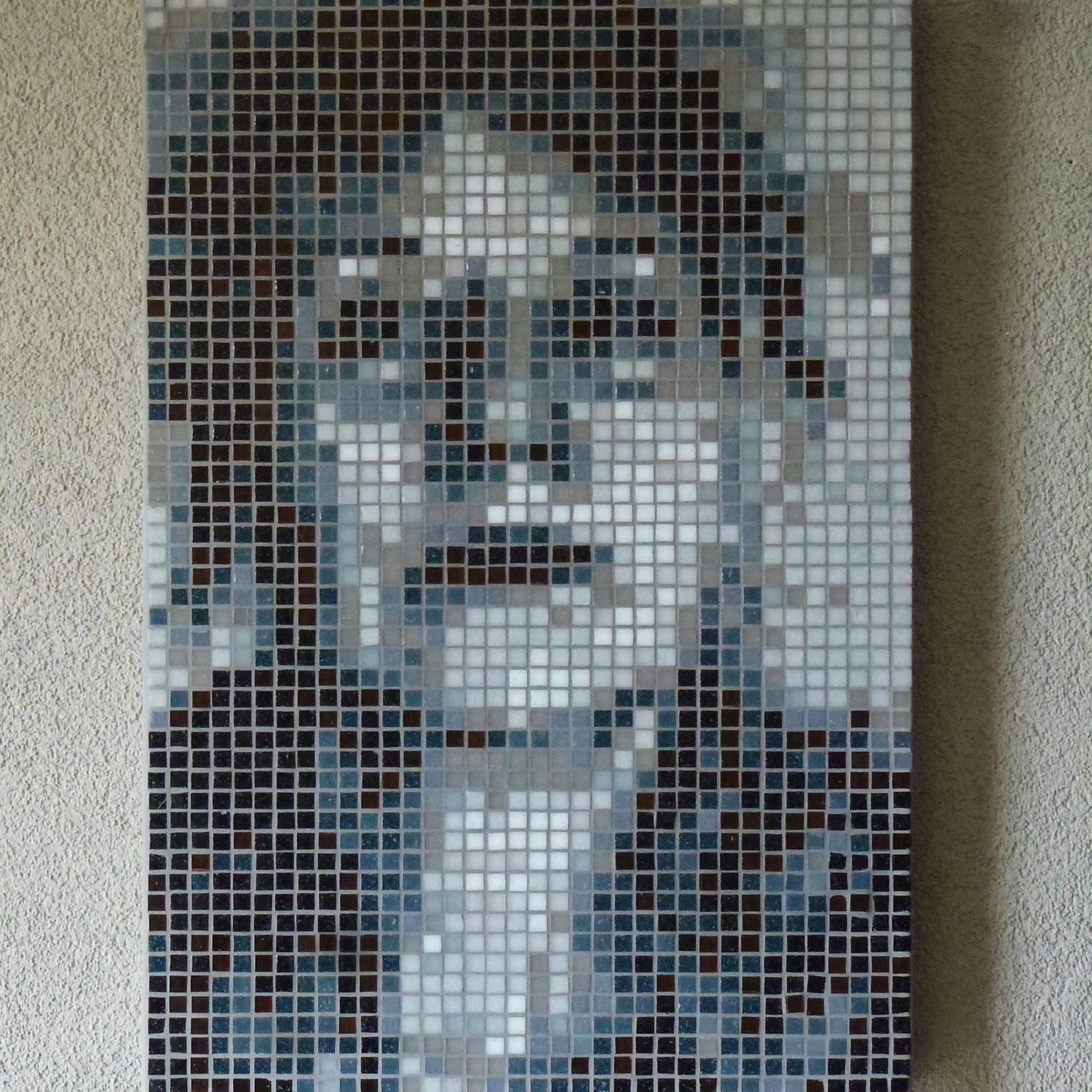 meg mercx mozaiekportret 1