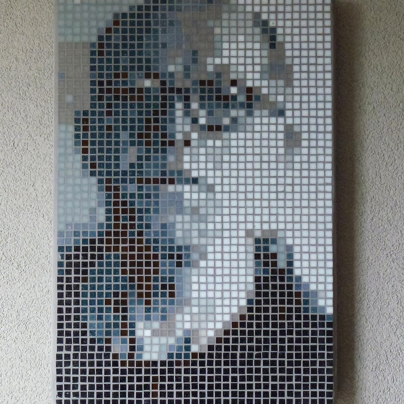 meg mercx mozaiekportret 3