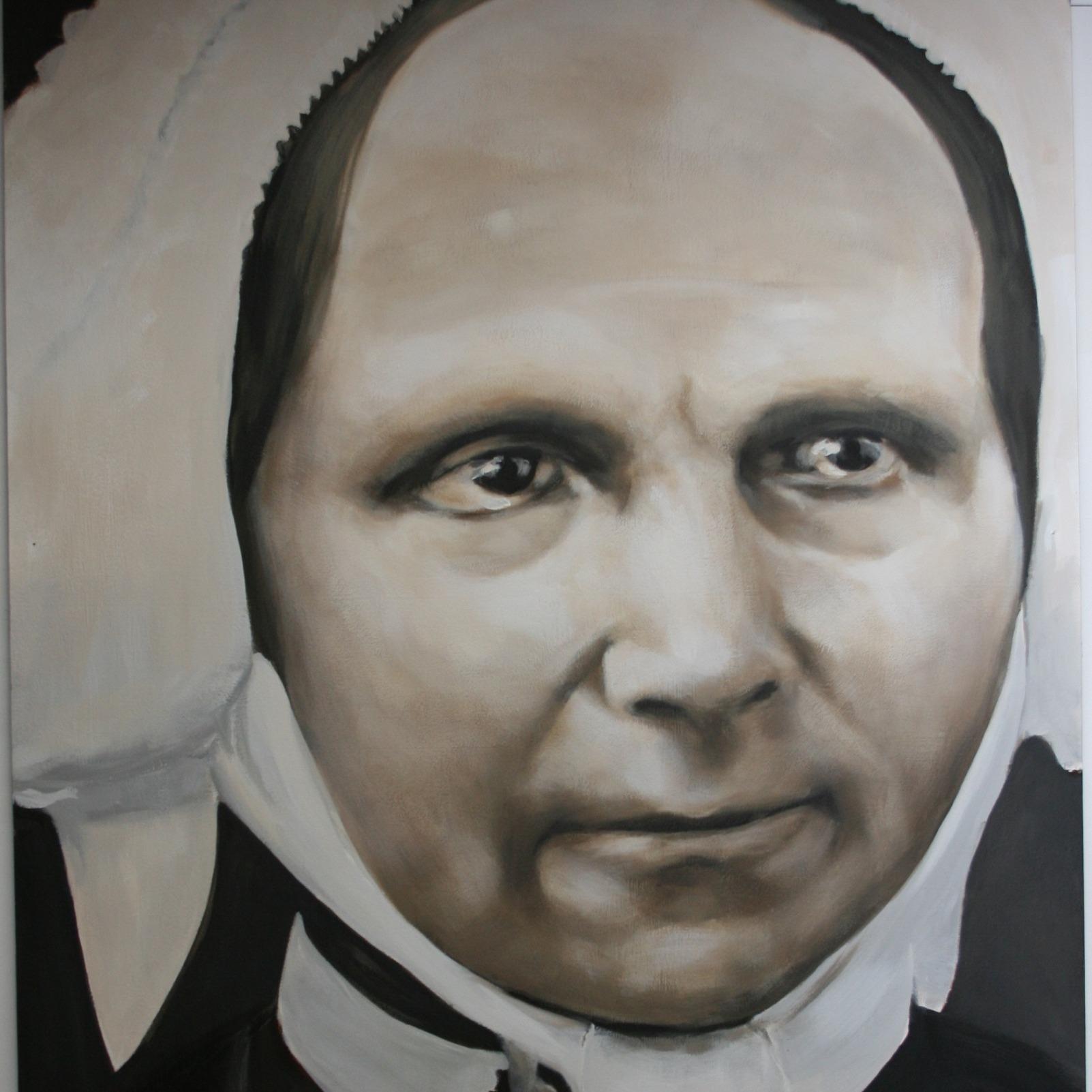 schildering Adriana Janssen voormoeder